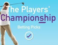 The player championship betting picks