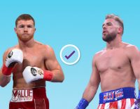alverez vs saunders betting picks
