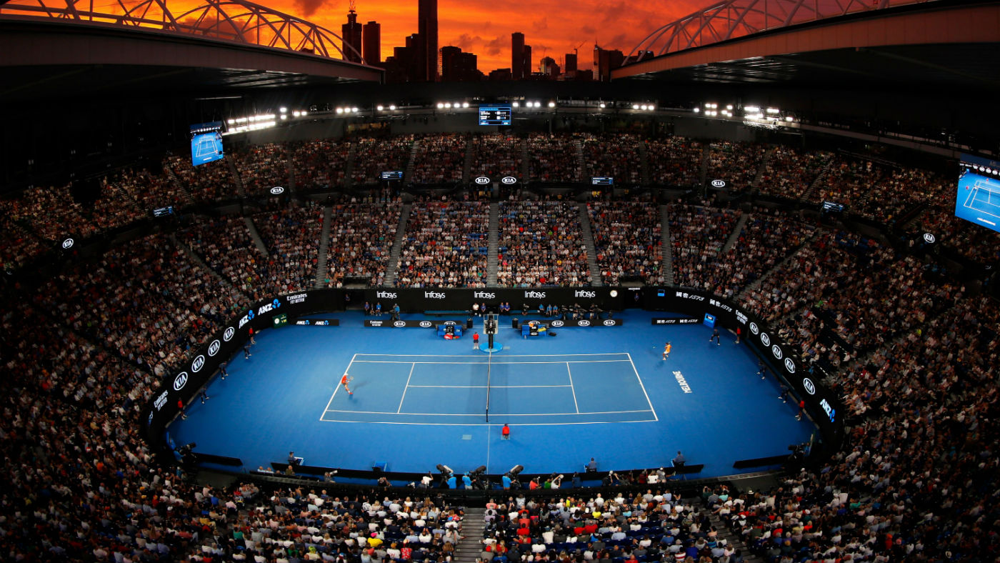 Australian Open Tennis Odds
