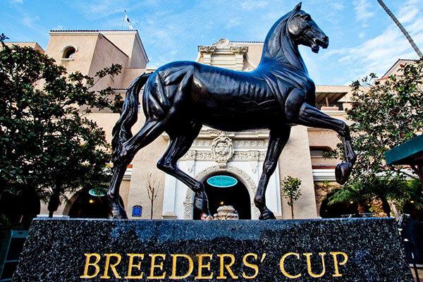 breeders' cup odds