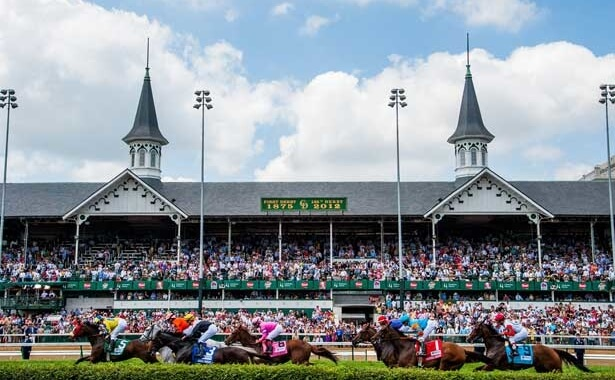 Churchill Downs Betting