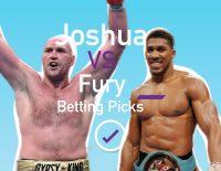 joshua vs fury betting picks