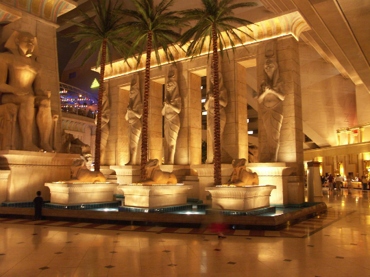 luxor sports betting