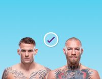 mcgregor vs poirier ufc 3 betting picks