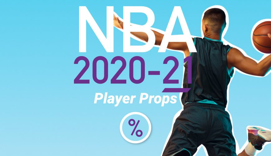 NBA 2020-21 player props