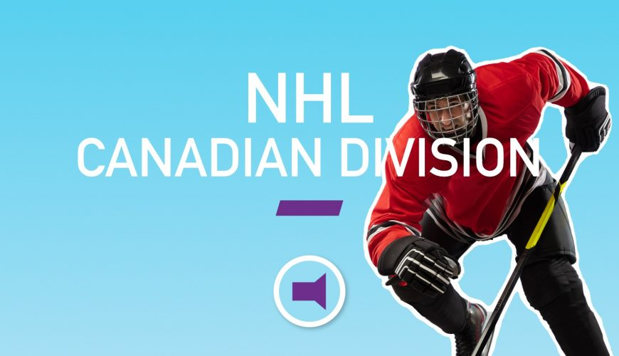 nhl canadian division