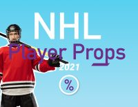 nhl player props 2021