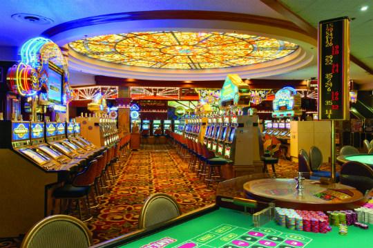 Sam's Hotel & Gambling Hall Review