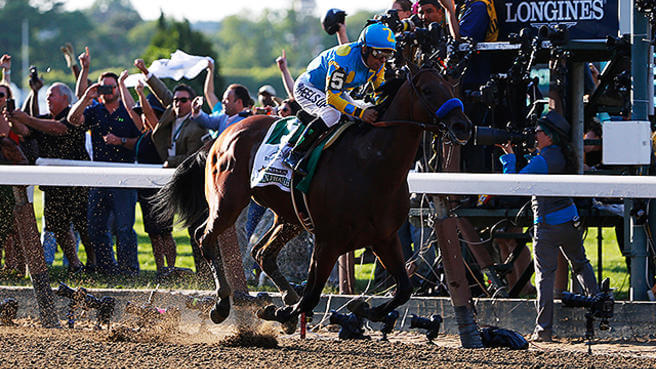 Triple Crown Betting Odds
